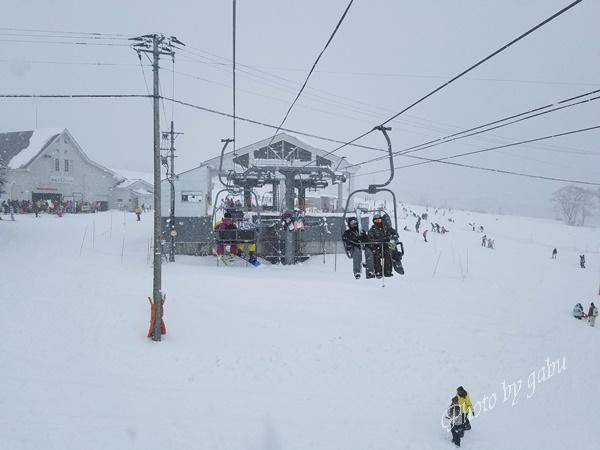 いわっぱらスキー場