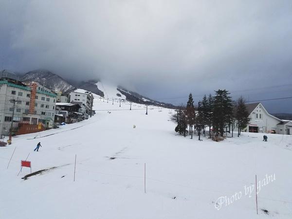 岩原スキー場 ビギナーコース