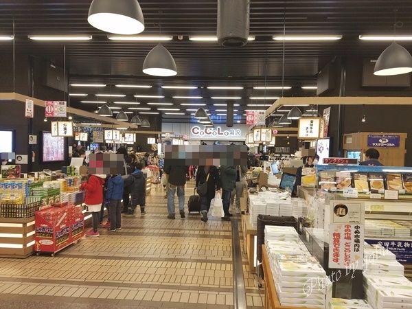 越後湯沢 駅ナカ