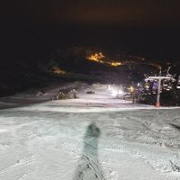 岩原スキー場 ナイター
