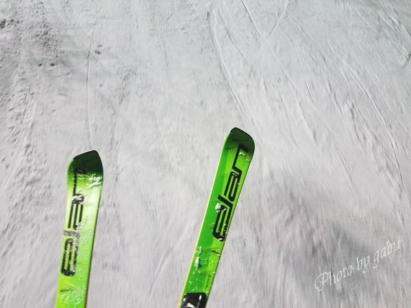 岩原スキー場 雪質