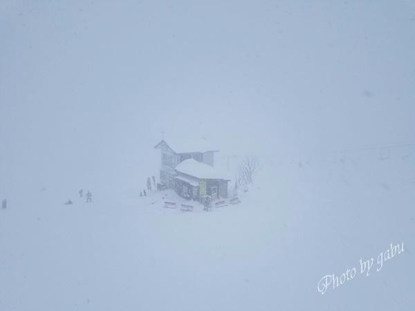 岩原スキー場 ナグモ食堂