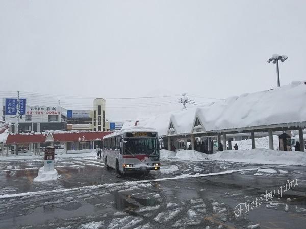 越後湯沢駅 東口