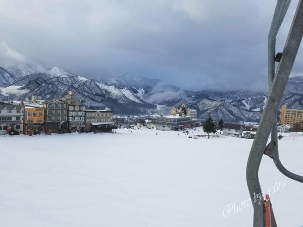 岩原スキー場 メインバーン