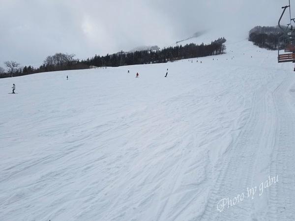 岩原スキー場 ロマンスコース