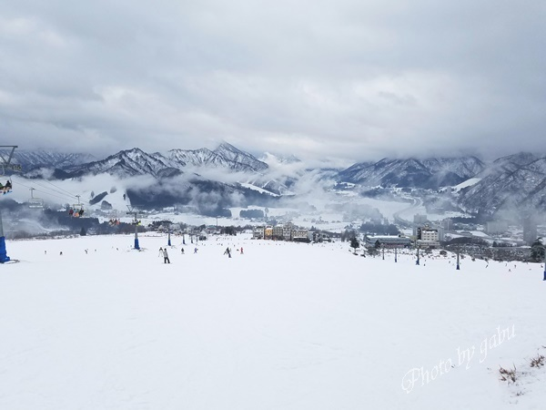 岩原スキー場口コミ