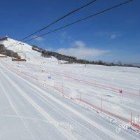 岩原スキー場 ポールバーン