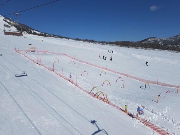 岩原スキー場 キッズパーク
