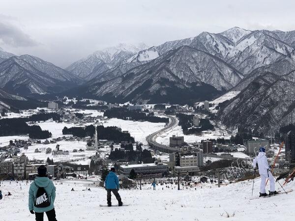 岩原スキー場2019年12月30日