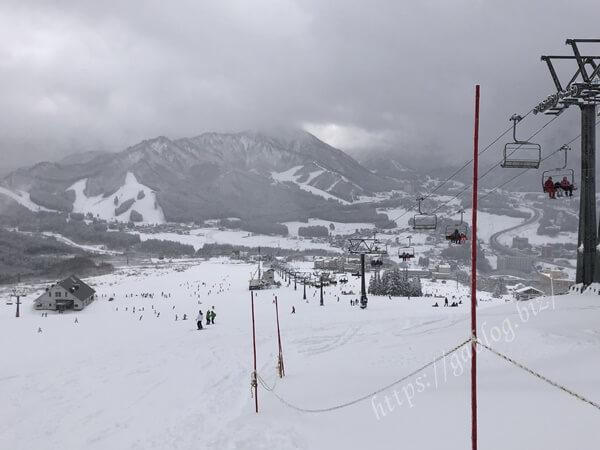 岩原スキー場 ゲレンデ